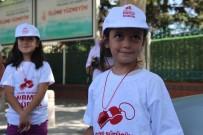 TRAFİK KURALLARI - Çocuklar Kırmızı Düdükle Trafik Polisi Oldu