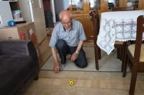 DEPREM BÖLGESİ - Depremin Merkezinde Onlarca Aile Pisa Kulelerinde Yaşıyor