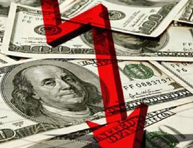 Dolarda sert düşüş sürüyor!