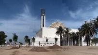 MESCİD-İ HARAM - Dünyanın En Uzun Minareli Camisi Cezayir'de İnşa Ediliyor