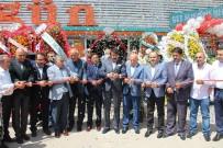 İBRAHIM AYDEMIR - Düzgün Marketler 16. Şubesinin Açılışını Yaptı