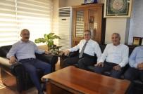 GÜRÜLTÜ KİRLİLİĞİ - Elvan'dan Sanayi Siteleri Kurulmasına Destek