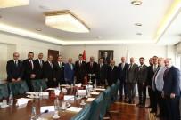 ADEM ALI YıLMAZ - Enerji Ve Tabii Kaynaklar Bakanı Dönmez Açıklaması 'Dövizdeki Dalgalanmanın Rasyonel Ve Matematiksel Bir Karşılığı Yok'