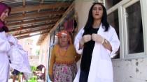 AKCİĞER HASTASI - Engelli Ve Yaşlıların Yüzünü Güldüren Proje