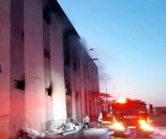 SURİYE - Fabrikadaki Yangında 2 İşçi Öldü