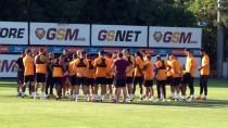 TARIK ÇAMDAL - Galatasaray'da Göztepe Maçı Hazırlıkları