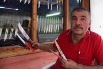 GİRESUN - Giresun'da Geleneksel Yöntemle Bıçak Yapan Son Usta