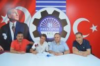 PAYAS - Göztepe'nin Genç Yeteneği Halil Çöl Payas Spor'da