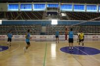 PAYAS - Haliliye Voleybol Takımı Yeni Sezona Sıkı Hazırlanıyor