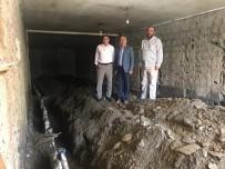İBADET - Hasköy Belediyesinden Taziye Evi Ve Lavabo Yenileme Hizmeti
