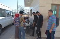 KAÇAK MÜLTECİ - Hatay'da 6 Mülteci Yakalandı