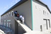 KÖRFEZ - İlimtepe Mezarlığı Hizmet Binasına Kuran Kursu