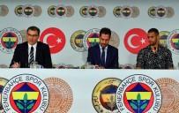 LEİCESTER - Islam Slimani Açıklaması 'Fenerbahçe'de Olmaktan Mutluyum'