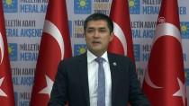 DURMUŞ YıLMAZ - İYİ Parti'nin Yeni Başkanlık Divanı Belirlendi