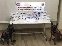 KAÇAK SİGARA - Jandarmadan Huzur Operasyonu Açıklaması 12 Şahıs Yakalandı