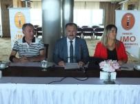 JEOLOJİ MÜHENDİSLERİ ODASI - Jeoloji Mühendisleri Odası Güney Marmara Şubesi Başkanı Er Açıklaması 'Marmara'da Deprem Oluşturma Potansiyeli 7,6'Dır'