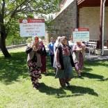 Kargı'da Kadınlar Sağlıklı Yaşam İçin Yürüdü