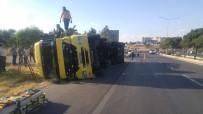 BAĞDAT - Kırıkkale'de Trafik Kazaları Açıklaması 5 Yaralı