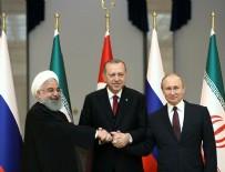 SURİYE - Kremlin'den Erdoğan-Putin-Ruhani zirvesi açıklaması