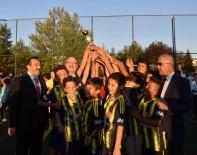ŞAMPİYONLUK KUPASI - Kur'an Kursu Öğrencilerinin Futbol Turnuvası Sona Erdi