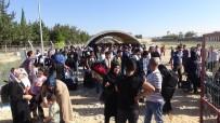 FIRAT KALKANI - Kurban Bayramı İçin Ülkesine Giden Suriyelilerin Sayısı 27 Bini Aştı