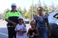 KIRMIZI IŞIK - Kurban Bayramında Trafik Kazalarına 'Kırmızı Düdük' İle Önlem