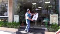 GAZLI İÇECEK - Lokantacılar Ve Pastacılar Federasyonundan ABD Ürünlerine Boykot