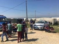 Mevsimlik Tarım İşçilerinin Çocuklarına Jandarma Şefkati