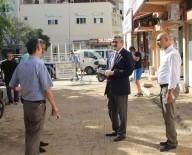 YıLDıZTEPE - Nazilli Belediyesi Dur Durak Bilmeden Çalışıyor