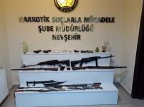METAMFETAMİN - Nevşehir'de Uyuşturucu Taciri 7 Kişi Tutuklandı
