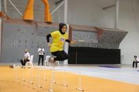 MİLLİ SPORCU - NEVÜ Beden Eğitimi Ve Spor Bölümü Seçmeleri Başladı
