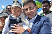 HATIRA FOTOĞRAFI - Nurhak'ta 110 Çocuk İçin Toplu Sünnet Şöleni Düzenlendi
