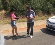 KADIN SÜRÜCÜ - Otoyol Köprüsünden Atlayıp İntihar Etti, Kadın Sürücü Şok Oldu
