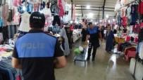 BURSA İNEGÖL - Polisler Çantalarını Aldı, Ruhları Bile Duymadı