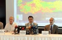 Prof. Dr. Ecevitoğlu Açıklaması 'Marmara'da Enerji Birikmeye Devam Ediyor'