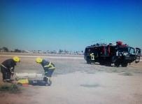 AFAD - Şakirpaşa Hava Limanında Yangın Tatbikatı