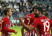 SERGIO RAMOS - Süper Kupa Atletico Madrid'in