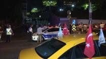 TAKSİ DURAKLARI - Taksicilerden ABD'ye Tepki