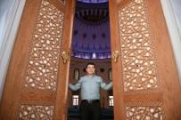NAKKAŞ - Tarihi Cami Arefe Günü Açılıyor