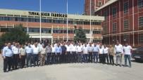KAYSERİ ŞEKER FABRİKASI - Turhal Şeker Fabrikasında Revizyon Çalışmaları Sürüyor