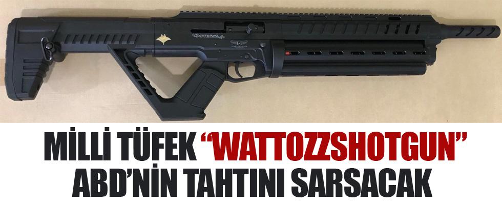 Türk yapımı milli tüfek ABD'nin tahtını sarsacak