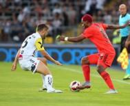 NECIP UYSAL - UEFA Avrupa Ligi Açıklaması LASK Linz Açıklaması 1 - Beşiktaş Açıklaması 0 (İlk Yarı)