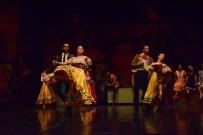 DİZİ OYUNCUSU - Uluslararası Bodrum Bale Festivali Frida İle Sona Erdi