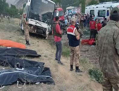 Feci kaza: Çok sayıda ölü ve yaralı