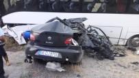 SAĞLIK EKİPLERİ - Van'daki Kazada Ölenlerin Sayısı 5'E Yükseldi