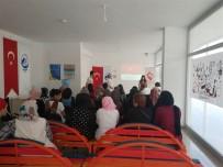 Yalovalı Mülteci Kadınlara Şiddetle Mücadele Semineri