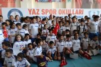 MEZUNİYET TÖRENİ - Yaz Spor Okullarında 4 Bin 500 Öğrenci Mezun Oldu