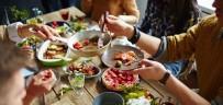 ESTONYA - Yemek Yemeğe Günde Ortalama 1 Saat 58 Dakika Ayırıyoruz
