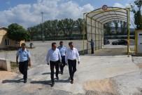 Yenişehir'de Kurban Hazırlıkları Tamam