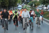ÇEVRE YOLLARI - 107 Gündür Makam Aracı Yerine Bisiklet Kullanıyor